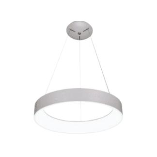 Κρεμαστό Φωτιστικό LED 32W θερμό λευκό φως σε λευκό χρώμα VK 04131PE VK 71164-005702