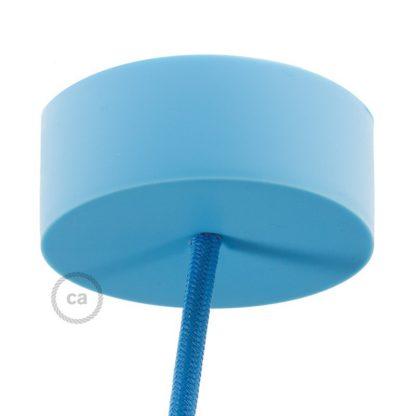 Ροζέτα Σιλικόνης Ανοιχτό Γαλάζιο KSILICONROSAZZ