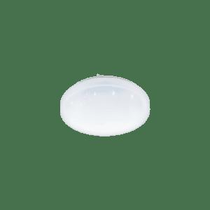 Φωτιστικό Οροφής - Τοίχου LED σε Λευκό-Κρύσταλλο ισχύος 11.5W Eglo FRANIA-S 97877