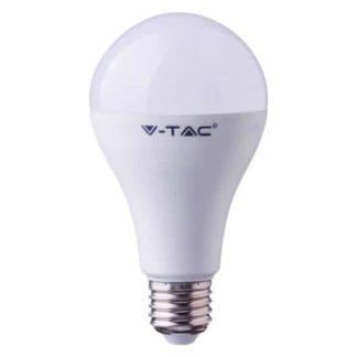 Λάμπα LED E27 A80 SMD 20W Θερμό λευκό 2700K V-TAC 2710