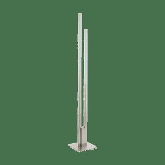 Eπιδαπέδιο Φωτιστικό LED 2x17W σε νίκελ ματ EGLO Fraioli-C 97908
