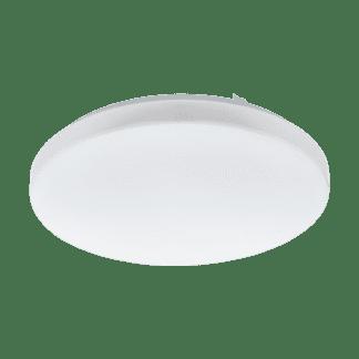 Φωτιστικό Οροφής - Τοίχου LED Πλαστικό Λευκό Στρογγυλό ø33cm Eglo FRANIA 97872