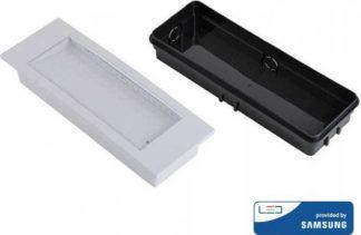 LED Φωτιστικό ασφαλείας – Έκτακτης ανάγκης (12 'Ωρες) χωνευτό 3.8W, SAMSUNG CHIP V-TAC 899