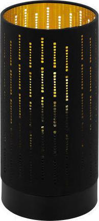 Πορτατίφ 98314 Varillas E27 μαύρο χρυσό EGLO