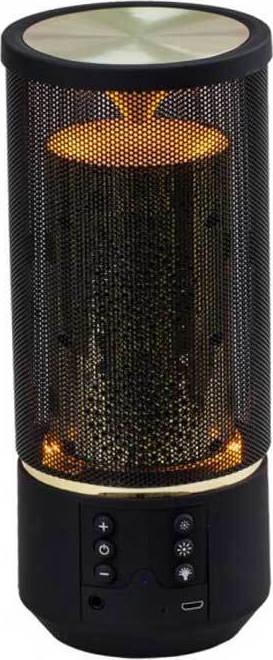 Φορητό ηχείο bluetooth 1200mAh μπαταρία εφέ φλόγας 7724