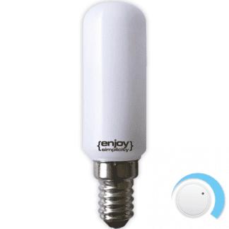LED Λάμπα T25 Απορροφητήρα Dimmable 3W Ε14 Θερμό Λευκό Φως 200LM ENJOYSIMPLICITY™ EL776132