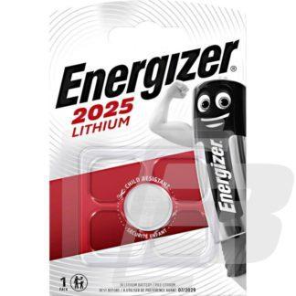 Μπαταρία Lithium CR2025 3V Energizer F016648