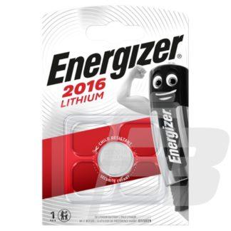 Μπαταρία Lithium CR2016 3V Energizer F016647