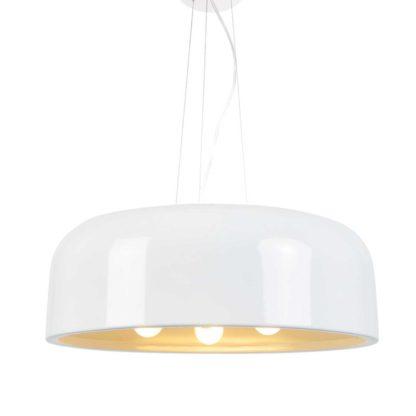 Φωτιστικό οροφής- Πλαφονιέρα Avantgarde λευκό χρώμα Aca Decor OD5390MW