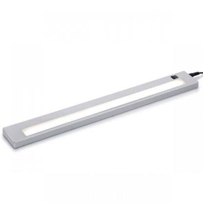 LED Φωτιστικό Πάγκου Κουζίνας Πλακέ Σε Φυσικό φώς 4000K Με διακοπτάκι on-off 16-4004-46