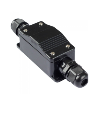 Αδιάβροχο κουτί σύνδεσης προβολέων Μαύρο σώμα V-TAC 11136