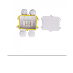 Αδιάβροχο κουτί προβολέων διπλό σε διπλό Λευκό σώμα IP68 V-TAC 5983