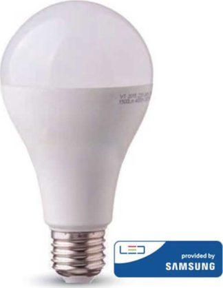 Λάμπα LED E27 A80 SMD 18W Φυσικό λευκό 4000K