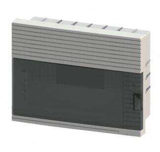 Πίνακας χωνευτός + Πόρτα 1Σ 12Μ MONO-F-M12 MONO ELECTRIC 011-230201512