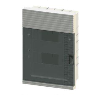Πίνακας χωνευτός + Πόρτα 1Σ 16Μ MONO-F-M16-MONO ELECTRIC 011-230201516