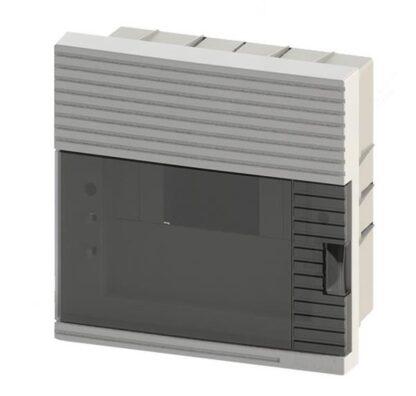 Πίνακας χωνευτός + Πόρτα 1Σ 6Μ MONO-F-M06-MONO ELECTRIC 011-230201506