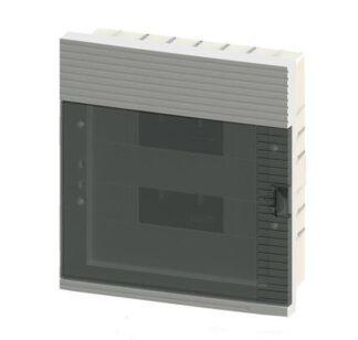 Πίνακας χωνευτός + Πόρτα 2Σ 24Μ MONO-F-M24-MONO ELECTRIC 011-230201524