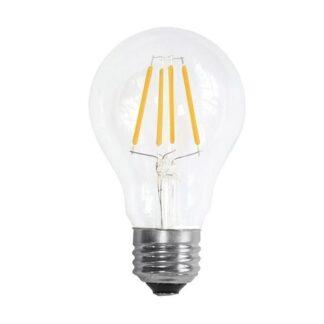 Λαμπτήρας LED Filament 4W E27 A60 Σε Ψυχρό Φως (6000K) E27-00615W