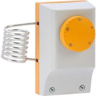 Θερμοστάτης εξωτερικού χώρου επίτοιχος για θερμοκήπια ( -5° +35°) με ελατήριο VEMER 308-002310900