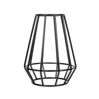 Κλουβί Αλουμίνιο Μαύρο Ε27 VK 77161-271144