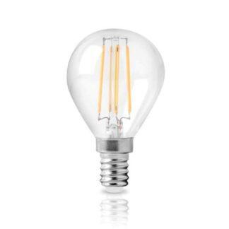 Λάμπα LED Σφαιρικό 6W E14 σε θερμό φως 2800K FOSME 44-05030