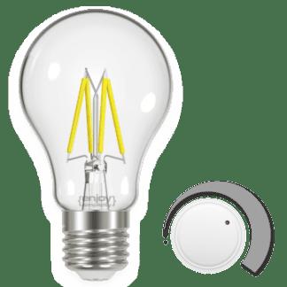 Λάμπα Led E27 A60 9W Φυσικό Λευκό Filament Dimmable EL822908