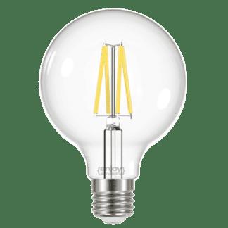 Λάμπα Led E27 G95 8W Φυσικό Λευκό Filament EL822858