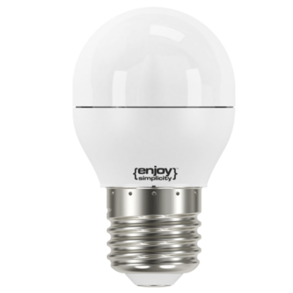 Led Λαμπτήρας Ρ45 3.1W Ε27 σε ψυχρό φως 6500K EL741256