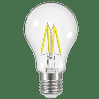 Λάμπα Led Filament Clear A60 4W(>40W) E27 σε φυσικό φως 4000K 470LM EL822802