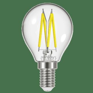 Λάμπα Led Filamnet P45 4W E14 σε φυσικό φως 4000K 470lm EL822831